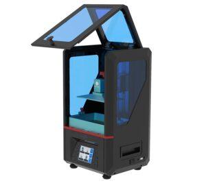 impresora 3d resina vs filamento