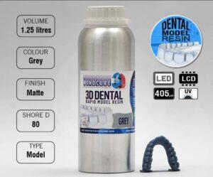 resina 3d dental