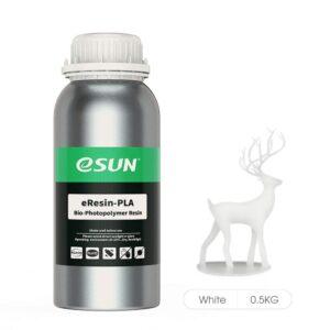 resina 3d biodegradable